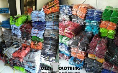 Jual Kaos Polo Jogja Dengan Berbagai Jenis dan Pilihan Warna Yang Berbeda