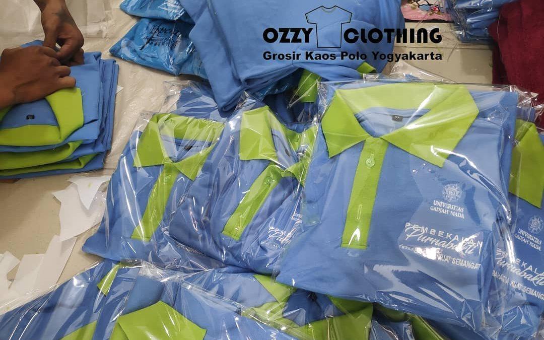 Konveksi Kaos Polo Jogja Murah Terbaik - Ozzy Clothing