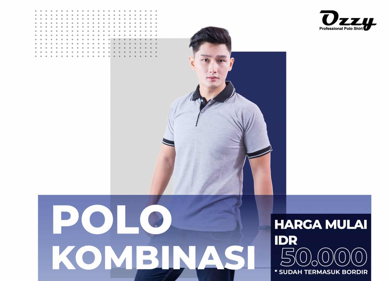 Kaos Polo Jogja - KMB - Ozzy Clothing